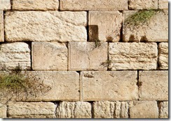 03-5 Tourism - Western Wall Section