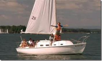 bob sailing