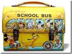 school bus lunchbox