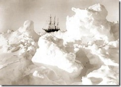Endurance ship