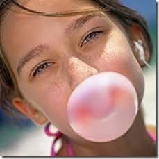 chewing gum gum